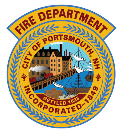 Portsmouth Fire Department Seal
