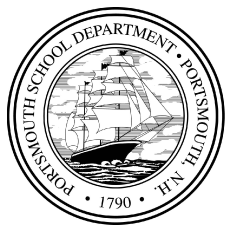 Portsmouth School Department Seal