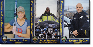Examples of PPD Trading Cards