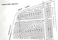 Cemetery Index map - links to the library's collection of maps and PDFs