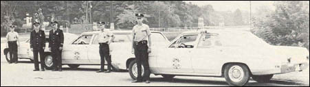 1970's PPD Cruisers