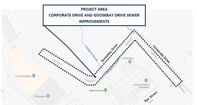 Corporate Drive and Goosebay Drive Project