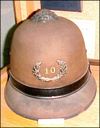 Old PPD Helmet