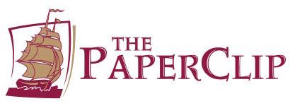 The Paper Clip logo - links to The Paper Clip website