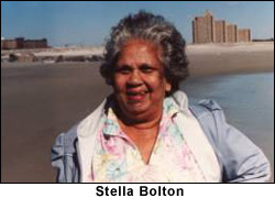 Photo of Stella Bolton