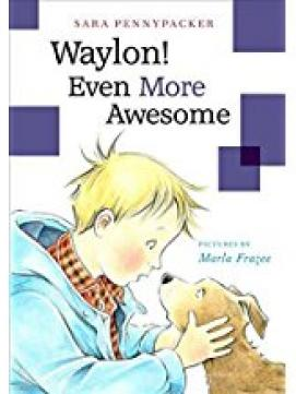Waylon Even More Awesome- Link to Catalog