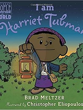 I am harriet tubman - Link to Catalog