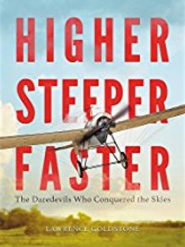 Higher Steeper Faster- Link to Catalog