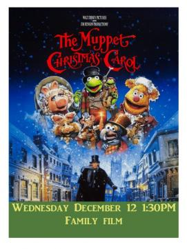 Muppet Christmas Carol -- link to details