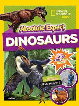 Absolute Expert Dinosaurs -- link to catalog