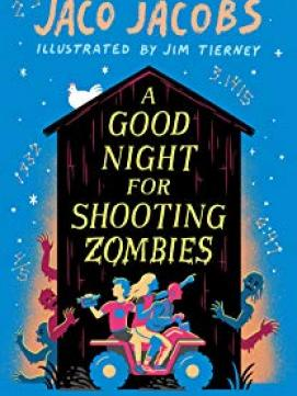 A Good Night for Shooting Zombies -- link to catalog