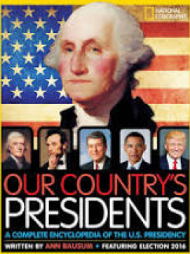 Our Country's Presidents -- link to catalog