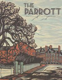 The Parrott Summer 2015 issue front cover
