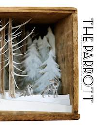 The Parrott Winter 2015 issue front cover