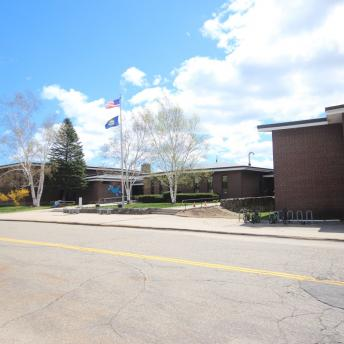 Little Harbour Elementary building