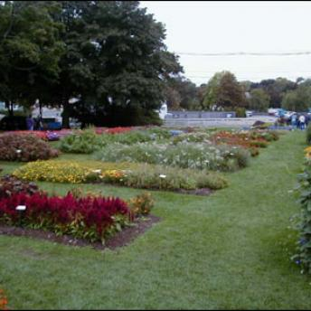 "The ""Trial Gardens"" With Hundreds Of Plant Varieties"