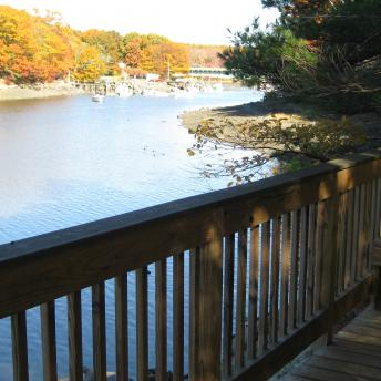 Sagamore Creek Canoe-Kayak Dock