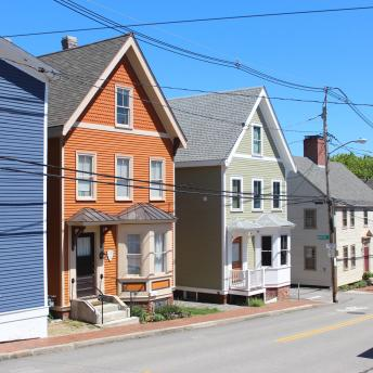 Marcy Street Houses