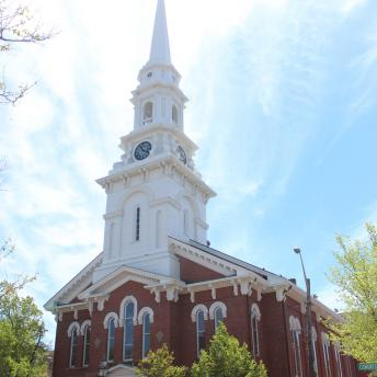 North Church on Market Square