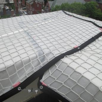 Exterior Netting System
