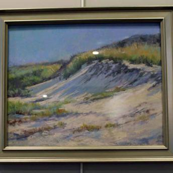 Afternoon Dunes by Sandra Kavanaugh