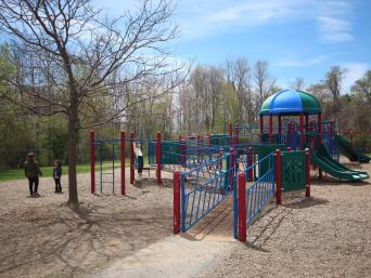 New Franklin School Playground