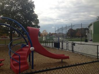 Plains Ballfield and Playground
