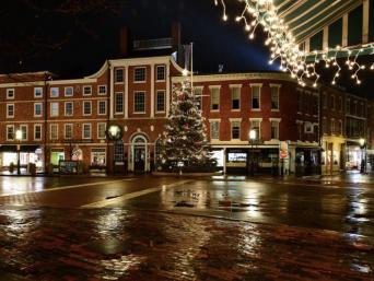 Christmas in Market Square