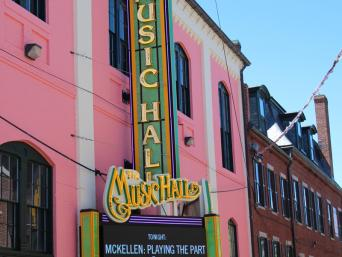 The Music Hall
