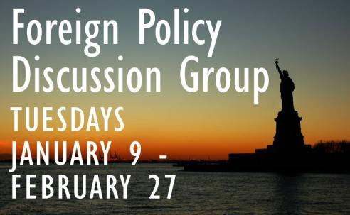 Foreign Policy Discussion Group