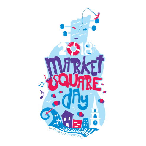 Market Square Day Logo 2018