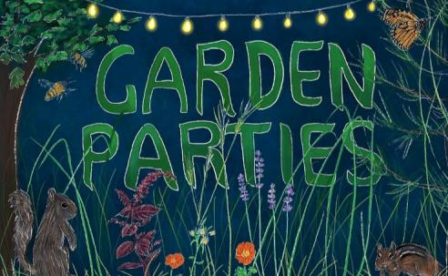Garden Parties Graphic