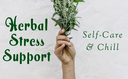 Herbal Stress Support