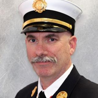 Deputy Fire Chief Patrick R. Howe