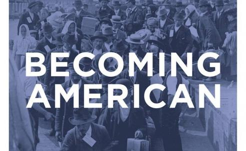 Becoming American Graphic